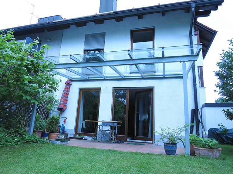 Terrassenüberdachung München terrassenüberdachungen