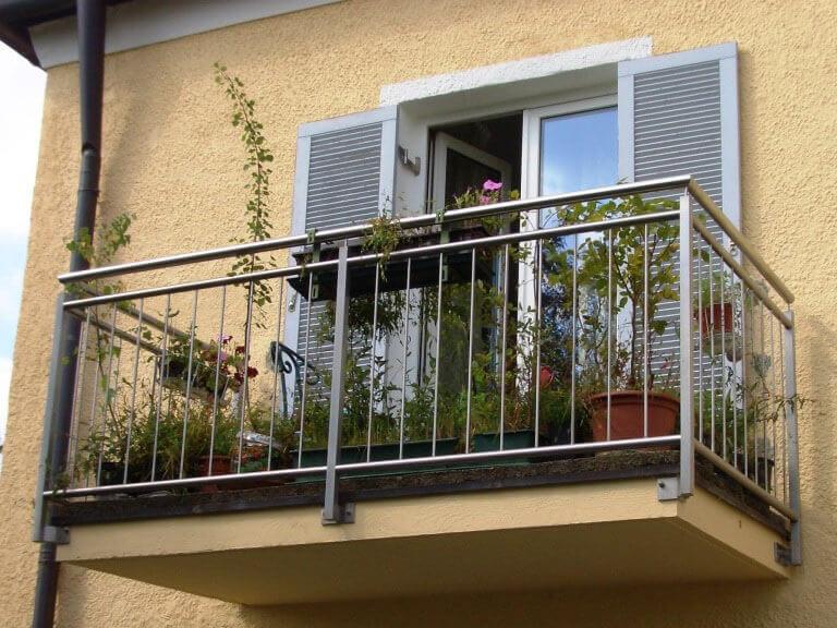 Balkone Fur Munchen Und Andere Konstruktionen Galerie